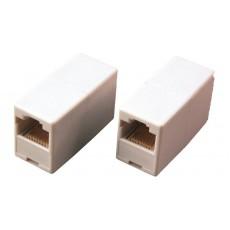Переходник сетевой PROconnect LAN (гнездо 8Р8С (Rj-45) -гнездо 8Р8С (Rj-45))