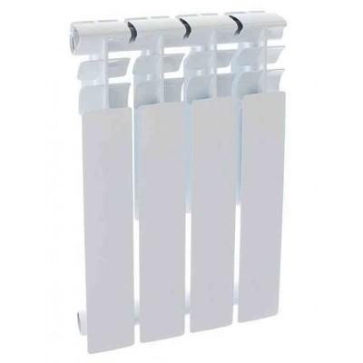 Радиатор биметаллический Оазис 500/80/4 (0.52 кВт)