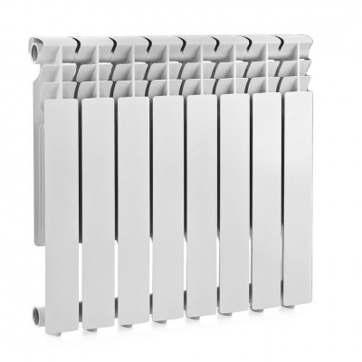 Радиатор отопления биметаллический Metallo 500/80 8 секции