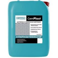 """Добавка в бетон и строительные смеси """"Суперпластификатор CemPlast"""" 5л"""