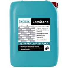 """Добавка в бетон и строительные смеси """"Суперпластификатор CemStone"""" 5л"""