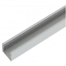 Алюминиевый швеллер 10*10*10*1,5 (2,0 м)